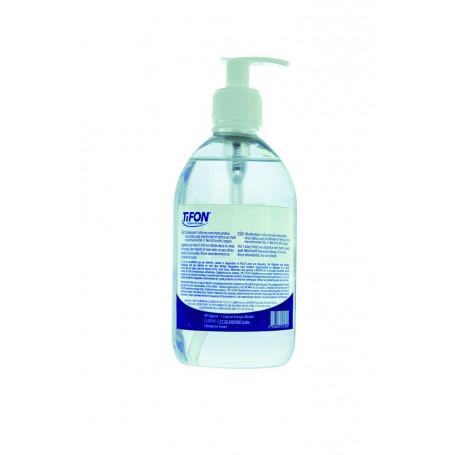 Solution hydro-alcoolique SANITIZER 500ml