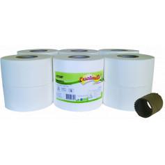 Papier toilette hygiénique Mini jumbo 12 rouleaux