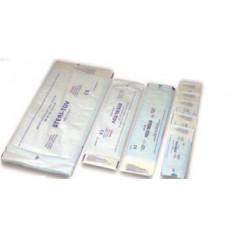 Sachets de stérilisation auto adhésifs 155 x 260 mm - Boîte de 200