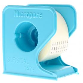 Sparadrap Micropore 9.14mx2.50cm avec dévidoir
