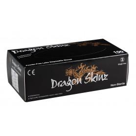 Gant Latex Dragon Skinz Taille S - Boîte de 100 gants