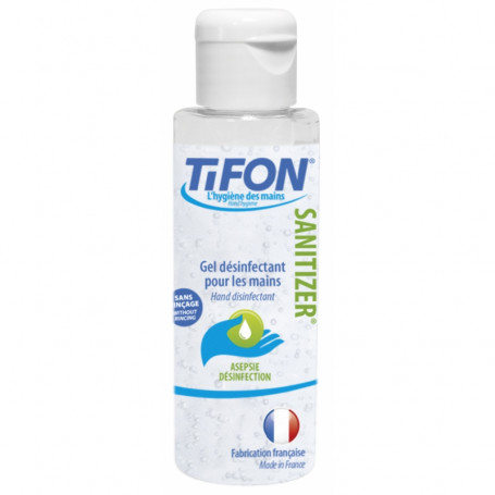 Gel hydroalcoolique 100ML SANITIZER - TIFON