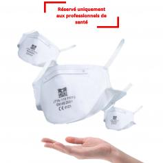 Masque de protection respiratoire FFP2 - Boîte de 3 masques