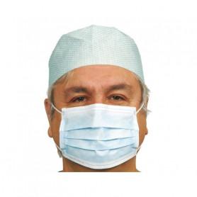 Masque 3 plis à élastique
