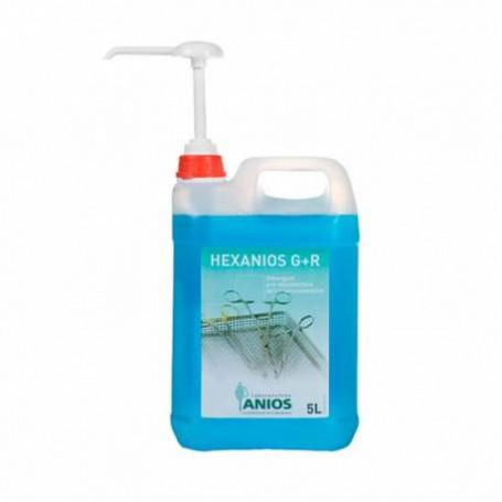 Hexanios G + R 5l Nettoyant et pré-désinfectant