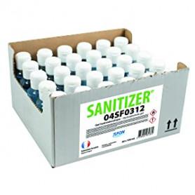 Gel Hydroalcoolique Sanitizer Carton de 30 Flacons 100 ml