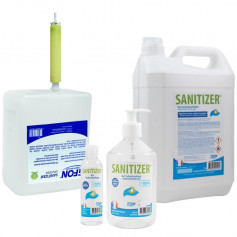Gel hydroalcoolique SANITIZER - TIFON