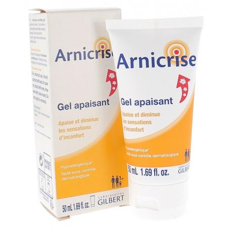 Gel Arnica 30 ml - Laboratoires Gilbert