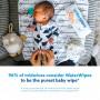 Lingettes bébé Water Wipes pour peaux sensibles - Les plus pures au monde