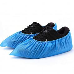 Sur Chaussure non tissée bleue - Boîte de 100