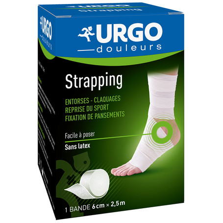 Urgostrapping Bande strapping
