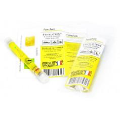 Ethylotest jetable TURDUS sans ballon 0,5g/l