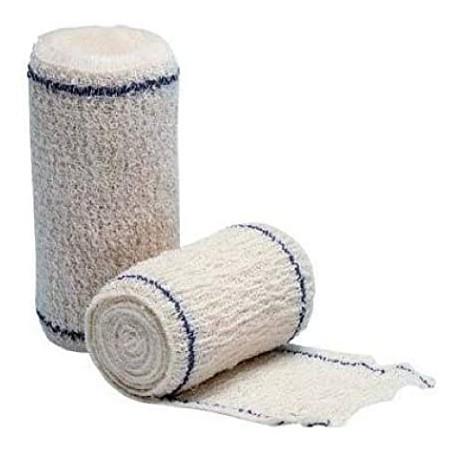 Bande de crêpe en pur coton