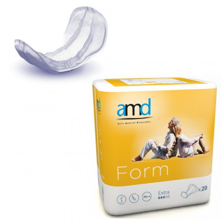 Protection anatomiques AMD Form Extra