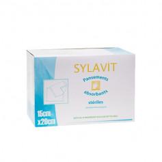 Pansement absorbant stérile 15x20cm (Boîte de 10)