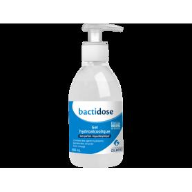 Bactidose - Gel Hydroalcoolique avec Pompe - Laboratoires Gilbert